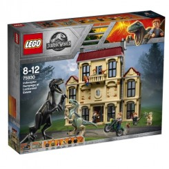 75930 INDORAPTOR KAOS PÅ LOCKWOOD