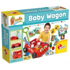 BABY VOGN MED SPIL 31428