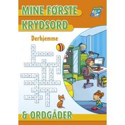 MINE FØRSTE KRYDSORD OG ORDGÅDER
