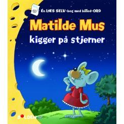 MATILDE MUS KIGGER PÅ STJERNENE