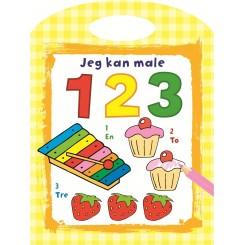 JEG KAN MALE 123