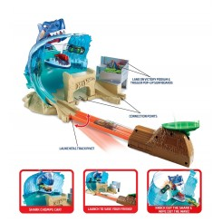 HOT WHEELS BEACH BATTLE SET