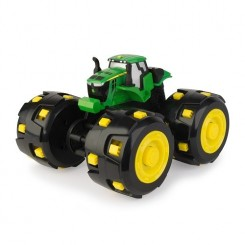 JOHN DEERE MONSTER TRAKTOR