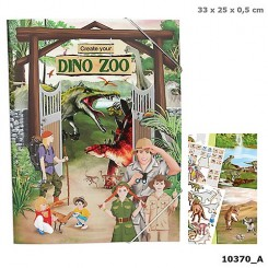 CREATE YOUR DINO ZOO CREATIV STUDIO
