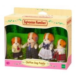 CHIFFON DOG FAMILY 195778