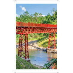 Den Genfundne Bro Spillekort