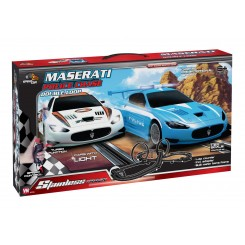 SPEED MASERATI CHASE 1:64