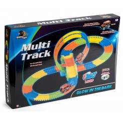 MULTITRACK GLOW OG BIL 41745