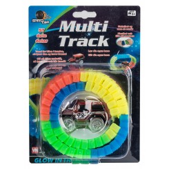 MULTITRACK GLOW TRUCK