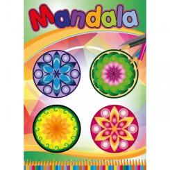 MANDALA MALEBOG 96 SIDER