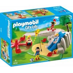 LEGEPLADS PLAYMOBIL CITY LIFE