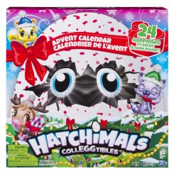 HATCHIMALS JULEKALENDER