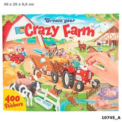 CREATE YOUR CRAZY FARM 0410745