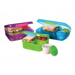 BENTO LUNCH TO GO 1,65 L -...