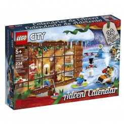 60235 LEGO CITY JULEKALENDER
