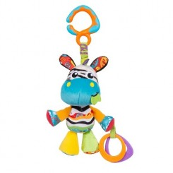 ZOE ZEBRA LAMAZE RANGLE