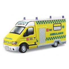 AMBULANCE 1:50 EMERGENCY
