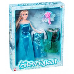 SNOW QUEEN M. 2 x EKSTRA...