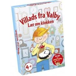 VILLADS FRA VALBY LÆRER...