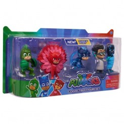 PJMASKS FIGURER 3 STK.