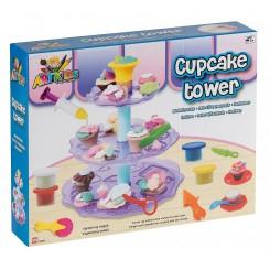 CUPCAKE TOWER MODELERVOKS...