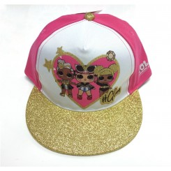 LOL SURPRISE GOLD CAP