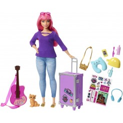 BARBIE TRAVEL DAISY
