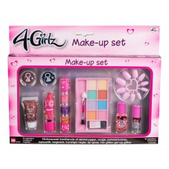 MAKEUPSÆT I BOX 4 GIRLZ 63199