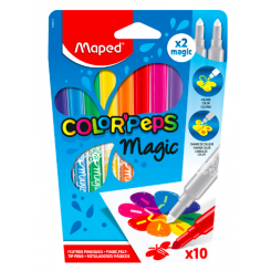 COLOR PEPS TRYLLETUSSER MAPED