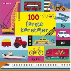 100 FØRSTE KØRETØJER