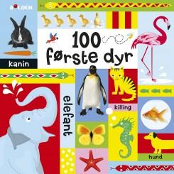 100 FØRSTE DYR PAPBOG