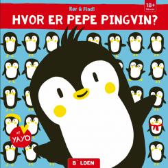 RØR OG FØL HVOR ER PEPE...