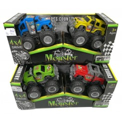MONSTER TRUCK 2 PAK ASS 41690
