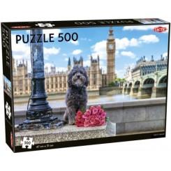 PUSLESPIL HUND I LONDON 500...