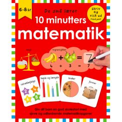 10 MINUTTERS MATEMATIK