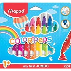 MAPED COLOR PEPS TUSSER JUMBO
