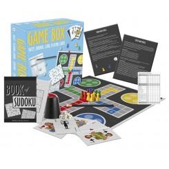 GAME BOX - BLANDEDE SPIL