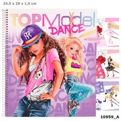 TOPMODEL DANCE KREATIVBOG