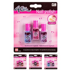 3X NEGLELAK 4-GIRLZ 63205