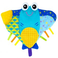 CRINKLIES MONTY THE MANTA...