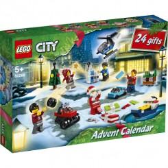 60268 LEGO CITY JULEKALENDER
