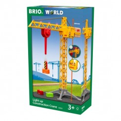 LIGHT UP CRANE 33835