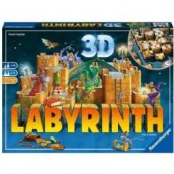 3D LABYRINT SPIL 26870