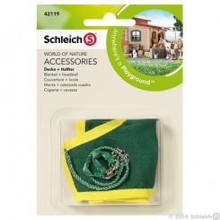 BLANKET PCK GREEN SCHLEICH 0542119