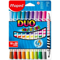 COLOR PEPS DUO TUSSER 10-20...