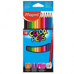 COLOR PEPS FARVEBLYANTER MAPED