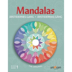 MANDALAS ÅRSTIDERNES GANG 1