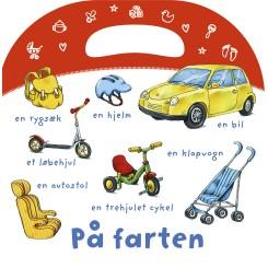PÅ FARTEN PAPBOG M. HÅNDTAG
