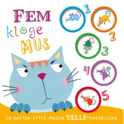 FEM KLOGE MUS
