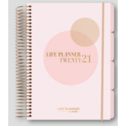 LIFE PLANNER PINK 21226110